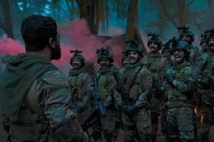 uri: the surgical strike: one year later, the josh is still high!