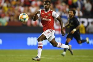 nketiah decision imminent with bristol city, aston villa, nottingham forest and sheffield wednesday in mix