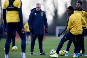 Dean Smith drops another transfer hint as he addresses Aston Villa star's form