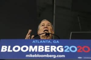michael bloomberg is open to spending $1 billion to defeat trump