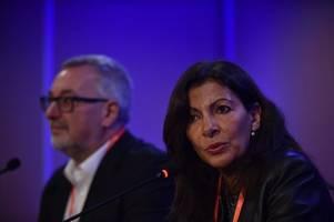 paris mayor anne hidalgo announces bid for second term amid debate on her vision, record