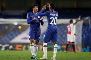 The Frank Lampard comments on Callum Hudson-Odoi and Reece James that will thrill Chelsea fans