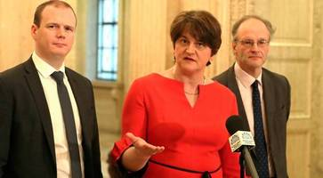 Stormont: Arlene Foster will 'hold Boris Johnson to his word' on spending commitments
