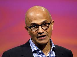 CEO Satya Nadella says Microsoft beat Amazon for the $10 billion JEDI cloud contract because of its 'leadership' in connecting data centers to the cloud (MSFT, AMZN)