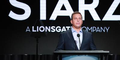 starz's ceo explains why his strategy is 'all about global expansion' and how he's using hits like 'outlander' and 'power' to develop new shows (lgf)