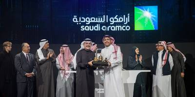 Saudi Aramco upsizes its record-shattering IPO by $3.8 billion