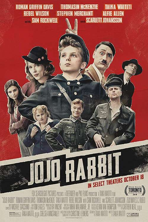 movie review: jojo rabbit