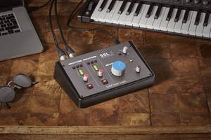 Solid State Logic put its pro tech into tiny audio interfaces for bedroom producers