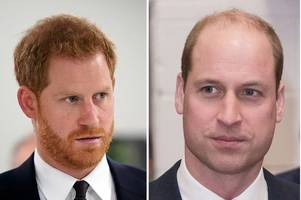 Prince William and Prince Harry issues joint statement denying 'bullying claims' hours before Royal talks