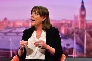 jess phillips 'tempted' to quit labour over anti-semitism but reveals reason why she stayed