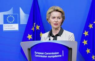 EU welcomes Libya ceasefire, says U.N. must lead reconciliation