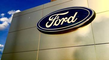 ford's vehicle sales in china tumble 26.1% in 2019