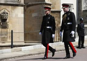 prince harry and prince william make strong joint statement