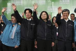 separatists will 'stink for 10,000 years', china says after taiwan vote