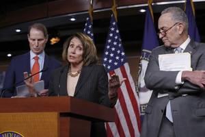 Trump says Senate should simply dismiss impeachment case