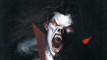 jared leto's morbius is not a vampire — he's a living vampire