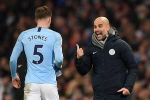 What Pep Guardiola said about John Stones' future at Man City amid shock Arsenal transfer link
