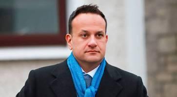 Taoiseach Leo Varadkar calls general election