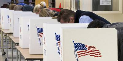a swiss bank is giving clients the chance to bet up to $40 million on the us election outcome