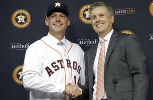 Astros look ahead after firing of Hinch and Luhnow