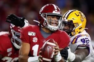 Nick Wright: Tua Tagovailoa will be a better NFL quarterback than Joe Burrow