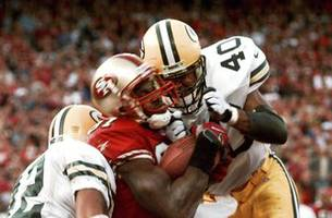 Rivalry for Packers-49ers dates back 25 years