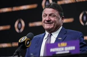 coach o: national champ lsu ready to win more titles