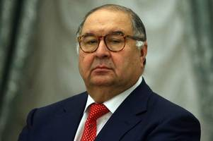 Alisher Usmanov boosts Everton links with £30m investment for stadium name option