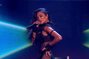 nicole scherzinger breaks silence on 'inappropriate' x factor performance with pussycat dolls