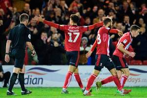 Lincoln City 5-1 Bolton Wanderers match report - Imps romp to win after late goals