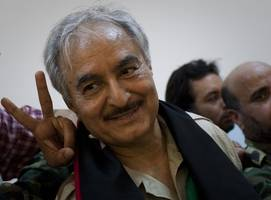 Libyan rebel commander leaves Moscow without signing peace deal