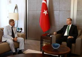 talks between libyan warring leaders in moscow go positively: erdogan