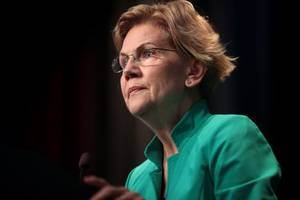 warren says sanders told her a woman could not win in 2020: 'i thought a woman could win; he disagreed'