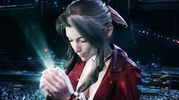 Final Fantasy 7 Remake delayed to April