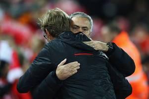 jose mourinho makes stark liverpool and man city admission as he provides tottenham comparison