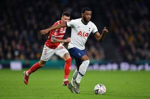 jose mourinho sends message to tottenham's young players after japhet tanganga's  breakthrough