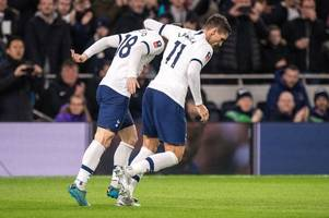 tottenham fans will love what jose mourinho has said about erik lamela and giovani lo celso
