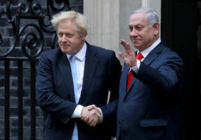 Johnson's backing of nuclear deal plan is a boon to Netanyahu - analysis