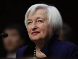 former fed chair janet yellen says it's ok for the us to add to its $23 trillion debt pile — as long as it's used to pay for climate change and education programs