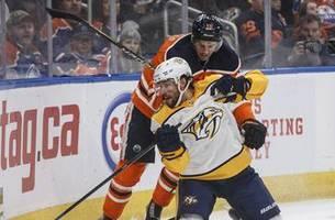 Draisaitl's 3-point game lifts Oilers past Predators 4-2