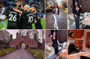 Man City stars 'throw party with 15 Instagram models' at private resort after Aston Villa win