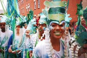 st paul's carnival has funding capped by bristol city council
