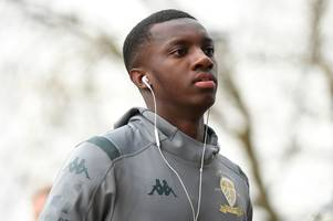 the shirt number arsenal forward eddie nketiah could wear if he joins bristol city on loan