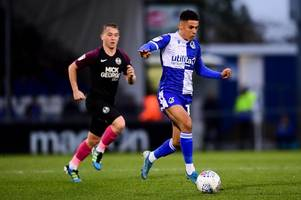tyler smith joins league one rivals after being recalled from bristol rovers loan by sheffield united