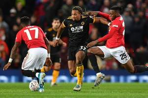 wolves transfer news - latest striker links, var and man utd fa cup reaction