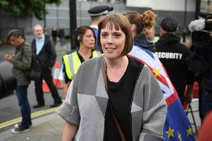 jess phillips vows to lead labour with 'courage, bravery and clarity'