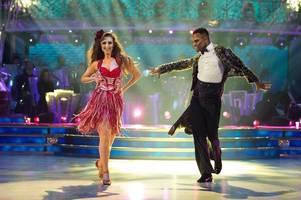 strictly come dancing's johannes radebe proud to be 'game-changer'