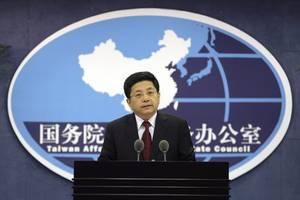 china says taiwan policy intact despite election results