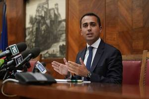 italy offers to organise libya peacekeepers