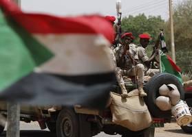 shootings underscore fragile transition in sudan